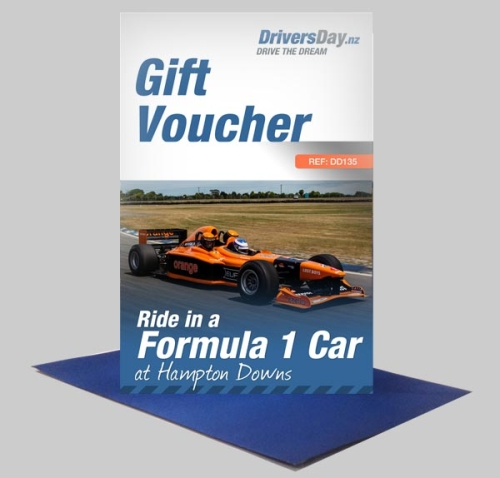 Free Driving Experience Gift Vouchers
