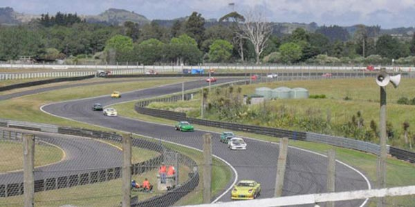 V8 Holden Hot Lap Ride at Pukekohe, Auckland