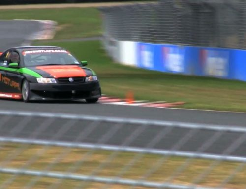 Richard A :: V8 Experience at Pukekohe