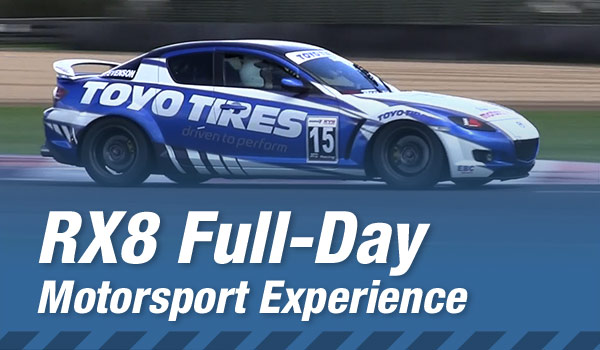 All-Day Motorsport Driving Experience