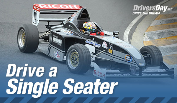 single seater driving experiences