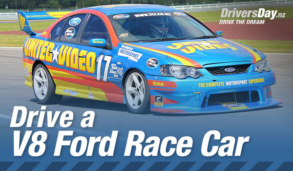 v8 ford driving experiences