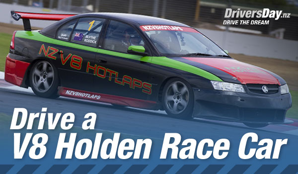 V8 Holden Driving Experiences