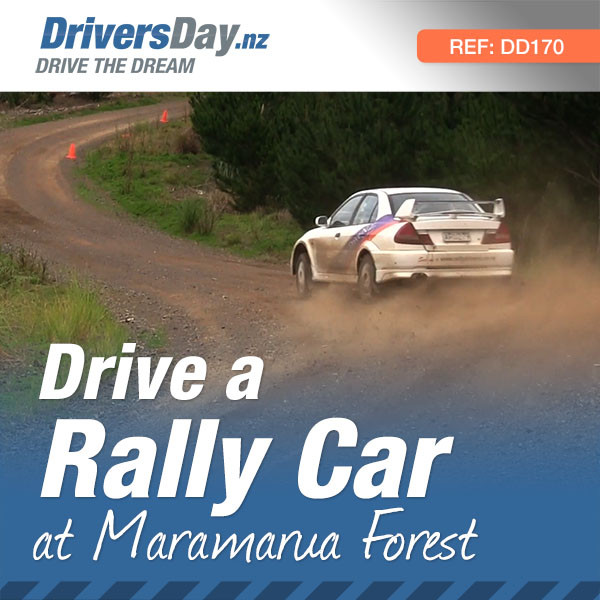 Rally Car Driving Experience